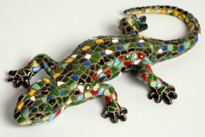 Barcino Designs small lizard